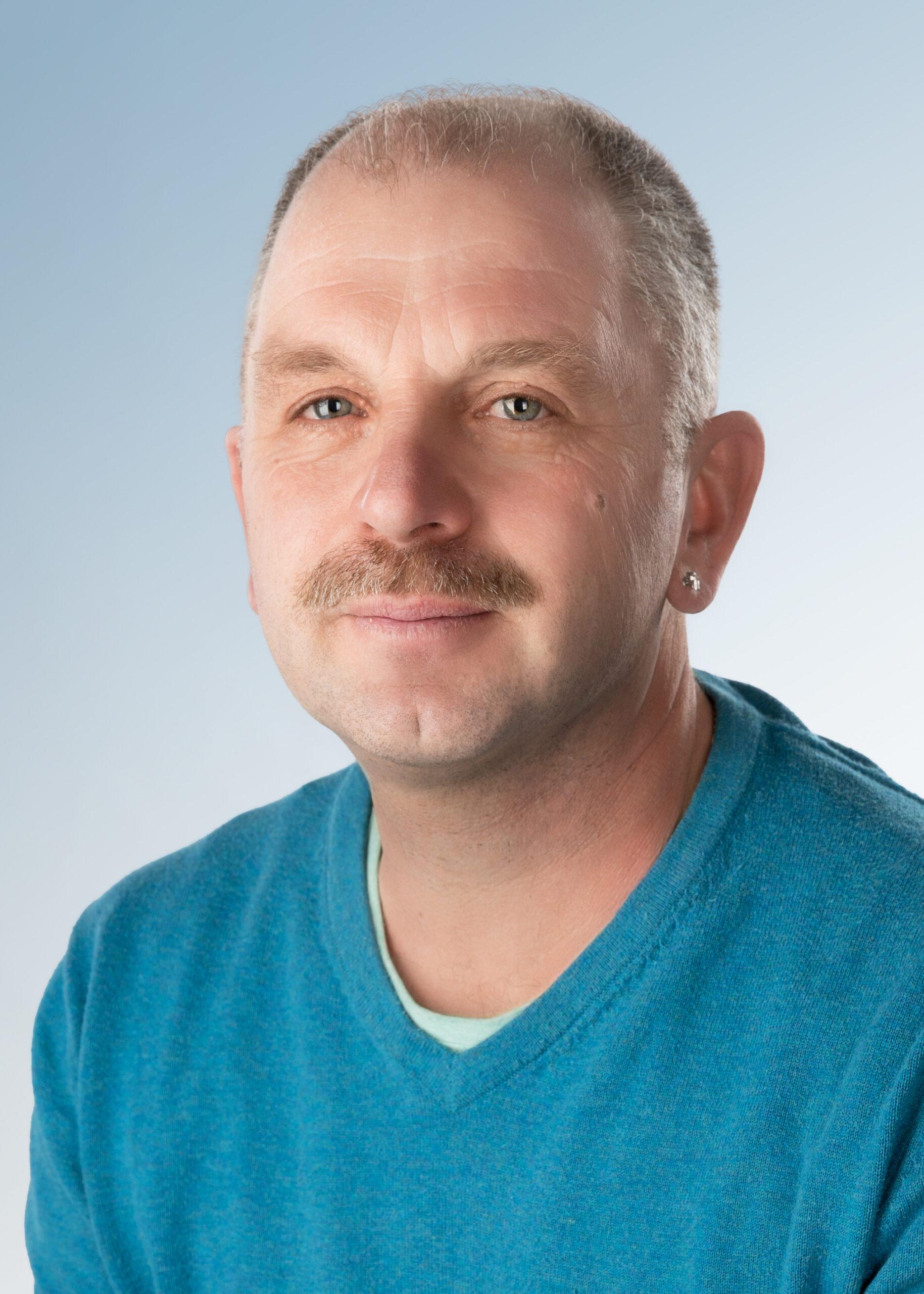 Martin Mahr, Gemeinderat im Markt Geiselwind