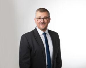 Ernst Nickel, 1. Bürgermeister des Markt Geiselwind