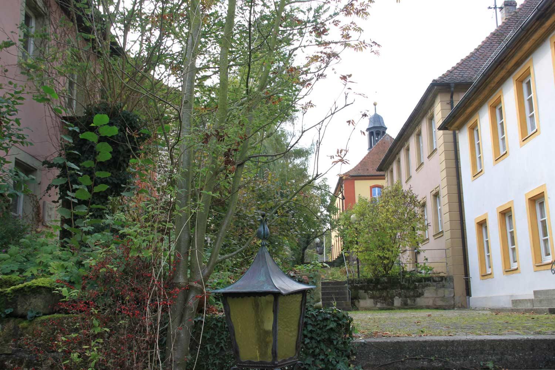 Schlößleinskolonie in Rehweiler