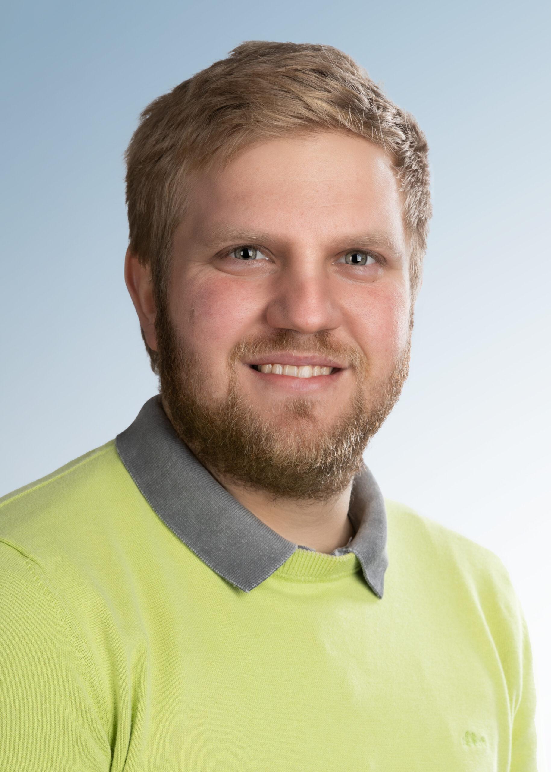 Philipp Rost, Gemeindrat im Markt Geiselwind