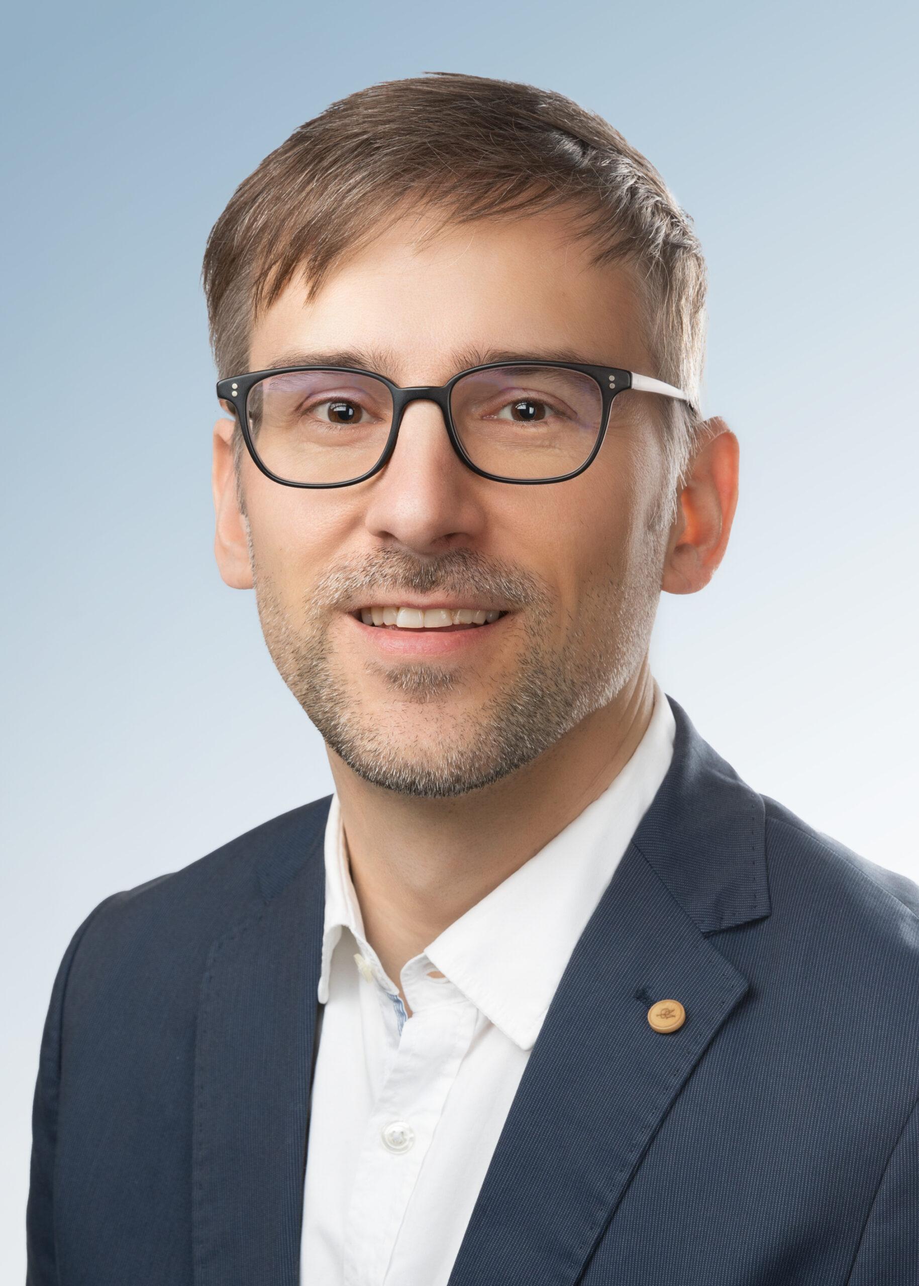 Simon Seitz, Gemeinderat im Markt Geiselwind