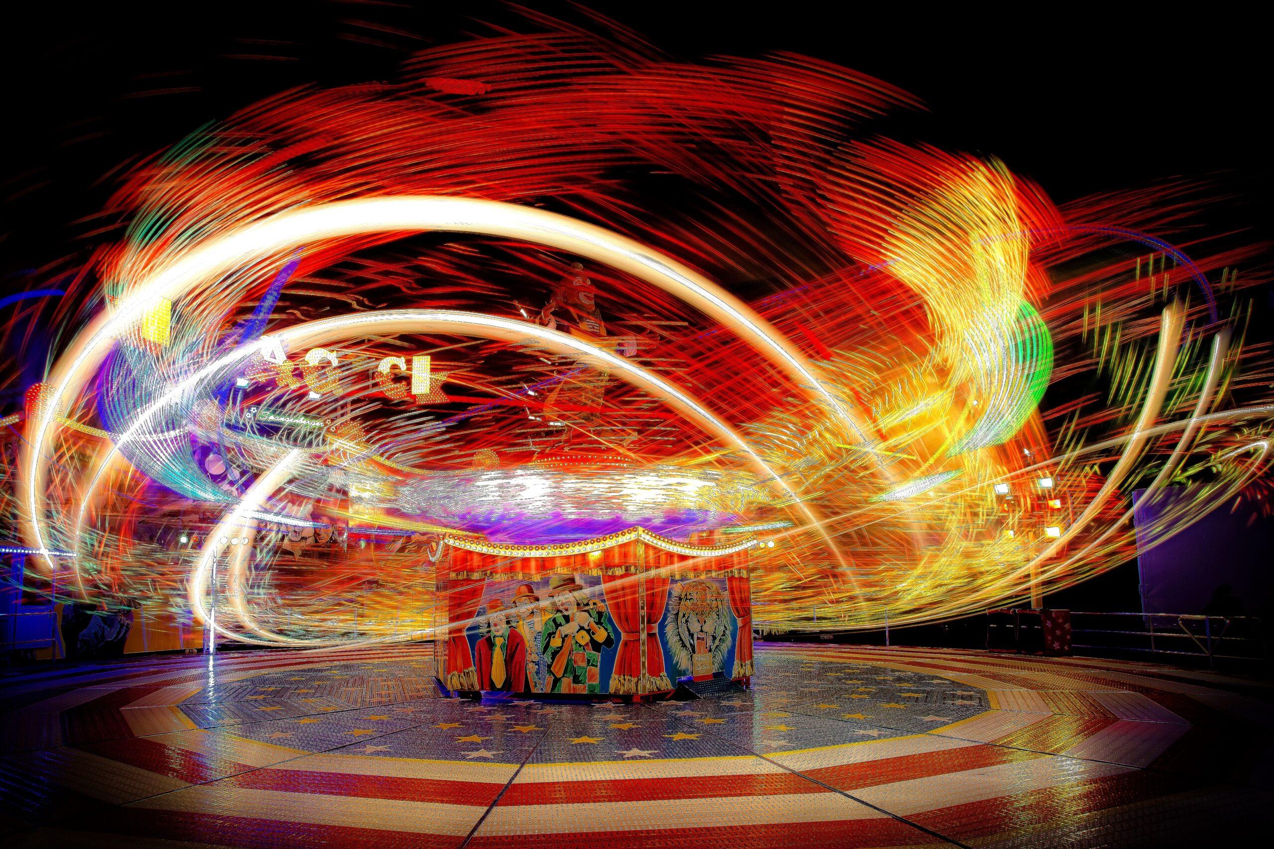 Symbolbild für Freizeit-Land Geiselwind aus pixabay nr 540127